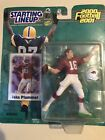 NIP 2000 Jake Plummer Arizona Cardinals Starting Lineup