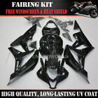 Injection Glossy Black Fairing Kit Bodywork ABS for Honda  CBR 600RR 2007-2008