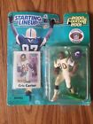Minnesota Vikings Cris Carter 2000 Starting Lineup Figure Sealed