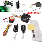 2-Way Motorcycle Anti-theft Alarm System Remote Control Engine Start Waterproof