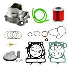 Cylinder Piston Rings Gaskets Kit STD 77mm for Kawasaki KX250F KXF250 2004-2008