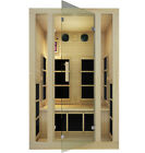 JNH Lifestyles Joyous 2 Person Far Infrared Sauna New