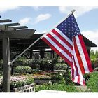 American Flag 4 X 6Nylon Embroidered Stars Sewn Stripes Heavy Duty USA Outdoor K