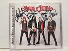 Vains Of Jenna - Reverse Tripped 2011 Deadline Music Autographed by Band Rare