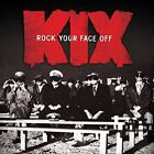 Kix - Rock Your Face Off (CD Used Very Good)