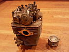 02-09 Suzuki Ozark 250 LTF250 Quadsport Engine Head Cylinder Cam Piston Valves