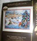 Dimensions Gold Collection Counted Cross Stitch Kits 16x12 Many Variations