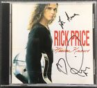 RICK PRICE Heaven Knows AUTOGRAPHED Signed CD OZ RARE