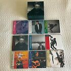 BRYAN ADAMS / JAPAN Mini LP SHM-CD x 9 titles + PROMO BOX Set