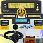 ScanGauge D J1939 J1708 DIESEL PUSHER RV MOTORHOME ScanGaugeD II VEHICLE MONITOR
