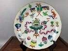 19th C. Chinese Precious Objects Famille-rose Porcelain Low Bowl
