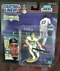 Oakland Athletics Ben Grieve Baseball 1999 Extended Series Starting Lineup