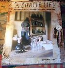 A SIMPLE LIFE MAG SPRING 2017 CAMPBELL'S TAVERN OHIO STONE HOUSE FAMILY RECORDS