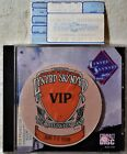 CD Lynyrd Skynyrd Nuthin Fancy w/Concert VIP Pass & Ticket Tour Memorabilia NICE