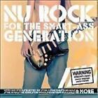 NU ROCK FOR THE SMART- ASS GENERATION: Various: CD NEW