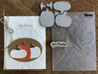 Stampin Up GIVE THANKS stamp BRANCH Embossing Folder  STITCHED PUMPKIN dies