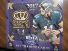 Factory Sealed Retail Box - 2017 Panini Crown Royale Football Cards