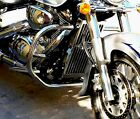 STAINLESS STEEL CLASSIC CRASH BAR ENGINE GUARD SUZUKI M 800 M800 INTRUDER