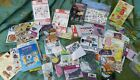 Huge Scrapbooking Sticker And Embellishment Lot cat kitty pets theme
