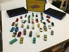 40 Matchbox Lesney Regular Wheel Cars With Carry Case Lot 15
