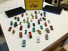 40 Matchbox Lesney Regular Wheel Cars With Carry Case Lot 18