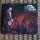 NITA STRAUSS - CONTROLLED CHAOS AUTOGRAPHED CD - SIGNED 2018