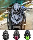 WINDSHIELD WINDSCREEN  KAWASAKI Z1000 R 2014 - 17  METER VISOR FAIRINGS COVER V1