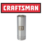 Craftsman 12 Drive Easy Read Sockets 6 Point Any Size Std Or Deep Metricsae