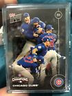 2016 Topps Now Chicago Cubs World Series Championship Card Set LE of 6,636 Sets