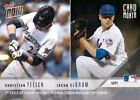 2018 Topps Now Card of the Month Baseball Cards 17