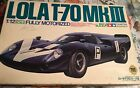 Tamiya Lola T-70 MK III. Original. FULLY MOTORIZED. 1/12 Scale. #BS1215