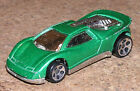 Hot Wheels 1990 Speed Blaster Green Metallic Flake Loose Item in As Is Condition