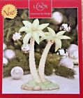180 Lenox First Blessing Nativity Scene Palm Trees Figurine 863068 New