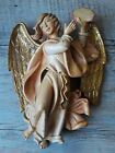 VINTAGE NATIVITY LARGE ANGEL MADE IN ITALY