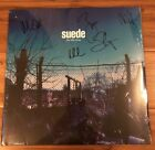 Suede The Blue Hour VINYL SIGNED SEALED