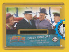 THREE 3 STOOGES RELIC MOVIE FILM 2005 BREYGENT CASE TOPPER MOE LARRY CURLY F1