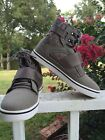 VLADO Atlas ll IG 1500 3C Mens Hi Top Tennis Shoes SneakersSz 8 Gray EUC