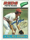 Pete Rose Baseball Cards, Rookie Card and Autographed Memorabilia Guide 12