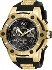 Invicta Bolt Chronograph Black Dial Men's Watch 25874