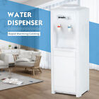 5 Gallon Electric Top Loading Water Cooler Dispenser Freestanding Hot Cold Home