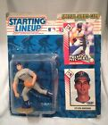 Texas Rangers Kevin Brown 1993 MLB Starting Lineup w Special Series Card