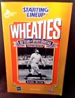 New York Yankees Babe Ruth Collectors Edition Starting Lineup Wheaties Box