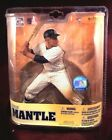 New York Yankees Mickey Mantle Mcfarlane Cooperstown Collection Series 5
