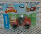 Thomas Friends Wood Wooden WINSTON Train FULLY PAINTED Fisher Price GGG36