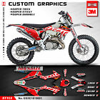 GAS GAS XC EC 200 250 300 ECRANGER 2018 2019 Enduro Graphics Vinyl Stickers Kit