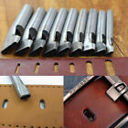 Oval Shape Hole Punch Cutter Belt Watch Band Gasket Hollow Leather Diy Tools