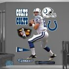 Indianapolis Colts Andrew Luck LIFE SIZE FATHEAD White Jersey Brand New