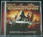 Blackwelder - Survival of the Fittest CD (2015, Golden Core Records)