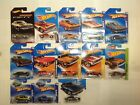Hot Wheels Lot Of Thirteen 67 Camaros  68 COPO Camaros