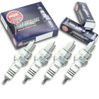 4pcs Lifan LF250-B NGK Iridium IX Spark Plugs 250 Kit Set Engine bd